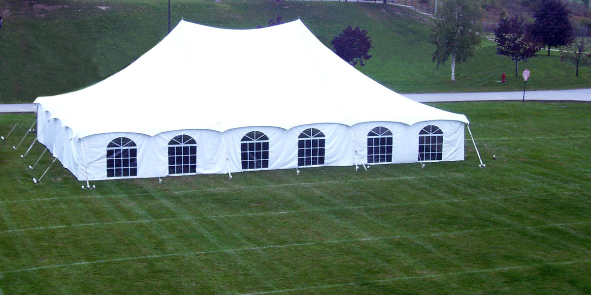 Why BondCoteu0027s High Performance Commercial Tent Fabric? & Commercial Tent Event Guard™ | BondCote Corporation