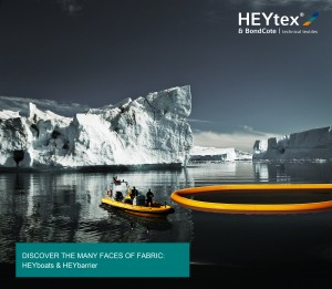 150317_PM_Heytex_HEYboats+HEYbarrierImage: 2 Examples of applications from the comprehensive product world of HEYtex® and BondCote™